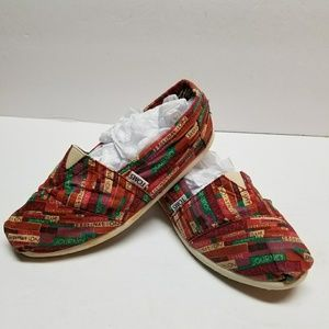 Toms youth sz 4.5